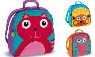 Oops! Ήρθαν οι νέες χαρούμενες τσάντες προσχολικής ηλικίας  που θα σας ενθουσιάσουν!