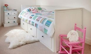 8+2 ιδέες για παιδικά δωμάτια που είναι μικρά