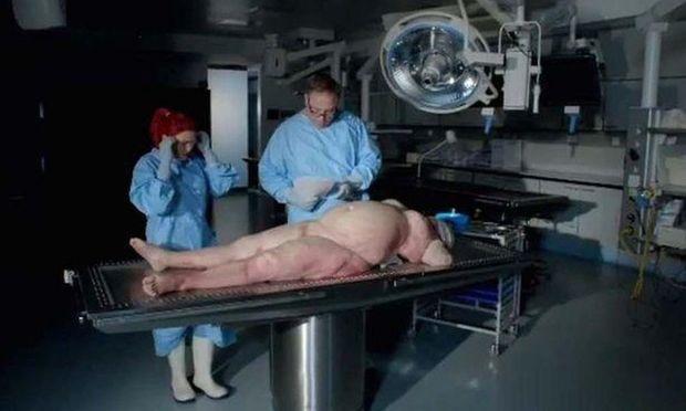 Ανατομία ενός παχύσαρκου-Το σοκαριστικό ντοκιμαντέρ του BBC