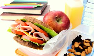 Υγιεινά σνακ στο σχολείο