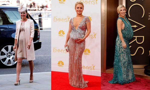 8 διάσημες μαμάδες που κρίθηκαν για τη μεγάλη τους κοιλιά στην εγκυμοσύνη (pics)