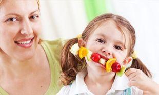 Τι να δώσω στο παιδί μου για σνακ;