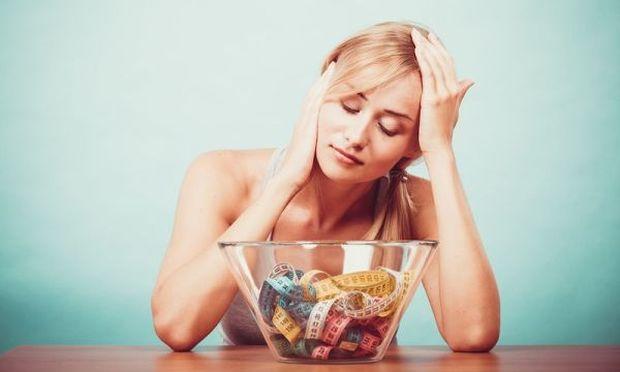 Άγχος: Πώς εμποδίζει την απώλεια βάρους