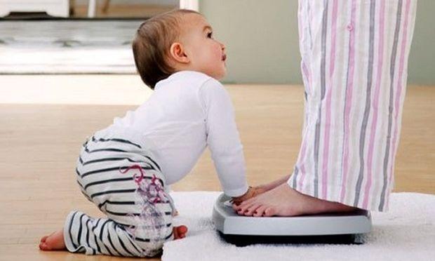 Διατροφή μετά την εγκυμοσύνη: Πώς να χάσετε τα κιλά που πήρατε