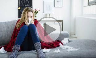 Εγκυμοσύνη και γρίπη: Πώς αντιμετωπίζουμε το κρυολόγημα, τον πονόλαιμο και τη γρίπη στην εγκυμοσύνη (βίντεο)