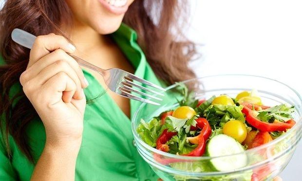 Δίαιτα με σαλάτες: Χάστε 5 κιλά σε ένα μήνα