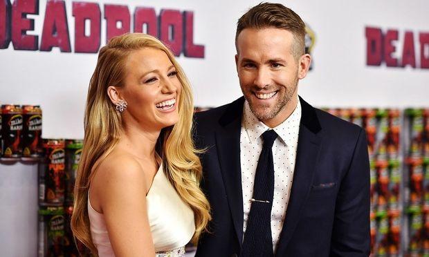 Blake Lively-Ryan Reynolds: Υποδέχτηκαν το δεύτερο παιδί τους