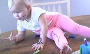 Οδηγός επιβίωσης με ένα νήπιο-Πράγματα που πρέπει να γνωρίζουν οι γονείς (βίντεο)