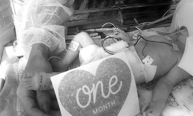Τραγουδιστής έχασε τη νεογέννητη κόρη του: «Θα σε δω ξανά στον παράδεισο άγγελέ μου»