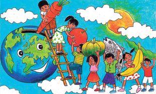 Παγκόσμια Ημέρα Διατροφής: Συμβουλές για μεγάλους και μικρούς!