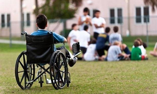Θλιβερό: Τα μισά από τα 65 εκατ. παιδιά με αναπηρίες σε όλο τον κόσμο δεν πηγαίνουν σχολείο