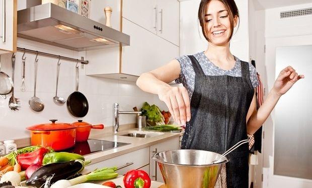 Μαγειρεύετε σωστά τα τρόφιμα;