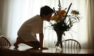 Mπαμπάς φωτογραφίζει τις συνήθειες του αυτιστικού γιου του και η ζωή τους αλλάζει (φωτό)