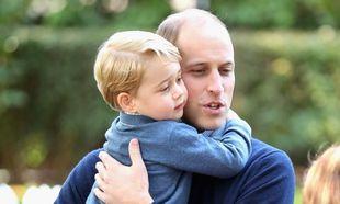 Οι 20 πιο όμορφες φωτογραφίες του Πρίγκηπα William με τον γιο του