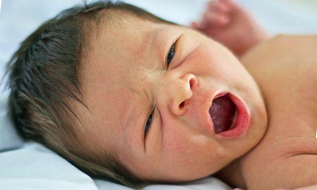 Επτά λόγοι που το μωράκι σας δεν θέλει να κοιμηθεί!
