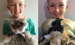Είναι μόλις 12 χρονών και φτιάχνει μόνος του αρκουδάκια για άρρωστα παιδιά