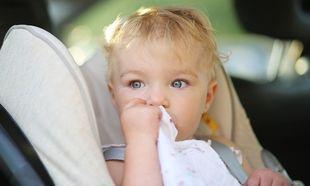 Γιατί τα παιδιά ζαλίζονται στο αυτοκίνητο;