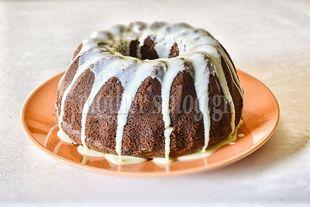 Κλασικό και εύκολο κέικ σοκολάτας με πορτοκάλι από τον Γιώργο Γεράρδο