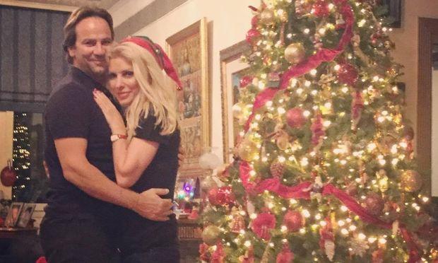Σε χριστουγεννιάτικη διάθεση ο Άγγελος Λάτσιος, η φώτο που τρέλανε το Instagram