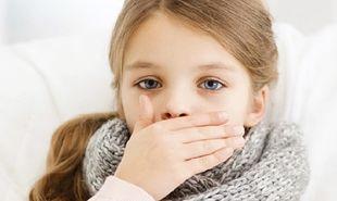 Παιδικός βήχας: Αντιμετωπίστε τον με φυσικούς τρόπους