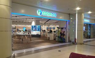Η εκπαιδευτική ρομποτική στο νέο κατάστημα COSMOTE στο The Mall Athens