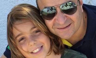 Το παράπονο του 12χρονου Χάρη για τον μπαμπά του Μάρκο Σεφερλή (vid)
