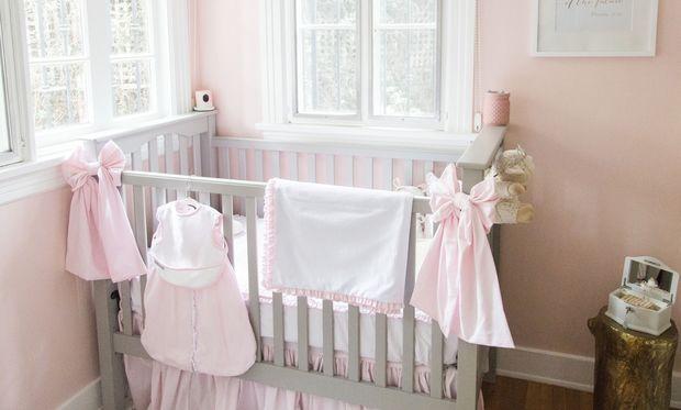Ετοίμασε το δωμάτιο της κόρης της και μας το παρουσιάζει