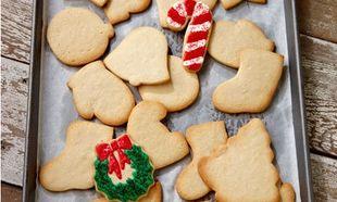Υγιεινές χριστουγεννιάτικες λιχουδιές που μπορείτε να φτιάξετε με τα παιδιά σας: Μπισκότα με λίγες θερμίδες