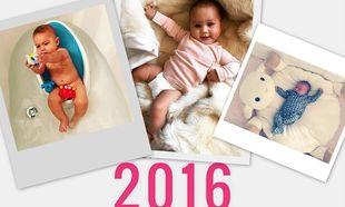 Τα καλύτερα του 2016: 6 διάσημα μωρά που γεννήθηκαν μέσα στη χρονιά και έγιναν σταρ στο Instagram