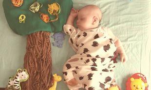 Φοίβος Βουτσάς: Ο γιος του Κώστα Βουτσά το πιο γλυκό μωρό στο Instagram (pics)