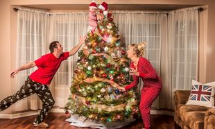 Χριστουγεννιάτικες δραστηριότητες που ενισχύουν τους οικογενειακούς δεσμούς