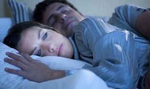 Προβλήματα ύπνου κατά τη διάρκεια της περιόδου