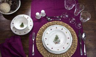 Πώς να «στήσετε» σωστά το τραπέζι του ρεβεγιόν