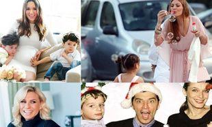 Οι επώνυμοι της ελληνικής showbiz που έγιναν γονείς το 2016!