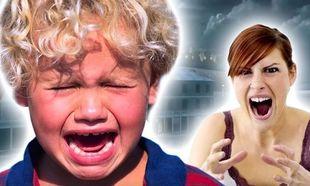 Κάνει να βάζουμε το παιδί τιμωρία ή όχι;