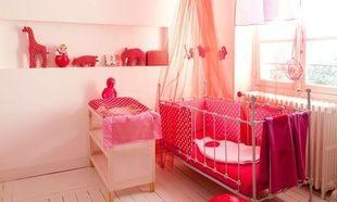 Deco: Το φούξια έχει την τιμητική του στο παιδικό δωμάτιο