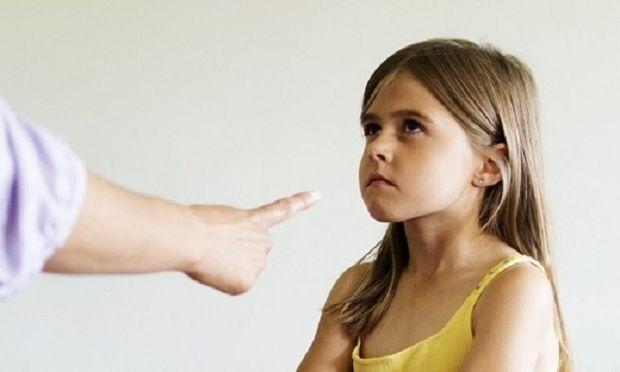 Πόσες φορές έχετε πει «όχι» στο παιδί σας σήμερα;