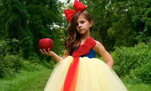 5 αποκριάτικες στολές για πριγκίπισσες. Πώς θα τις φτιάξετε; Μα φυσικά με τούλι (pics & vid)