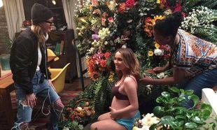 Η έγκυος σταρ του Grey's Anatomy, μετά το τρολλάρισμα στη φωτογραφία της Beyonce, αποκαλύπτει πότε κλωτσάει το μωρό!