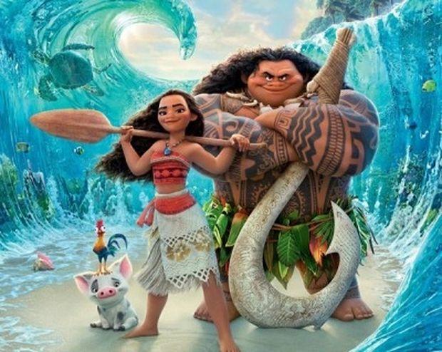 Βαϊάνα: Ένα συναρπαστικό ταξίδι στην Ωκεανία από την Disney