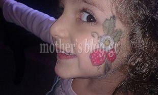 6 αποκριάτικα facepainting για παιδιά, έτσι όπως τα έφτιαξα και εγώ στην κόρη μου!