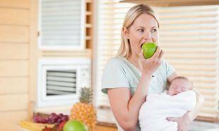 Μενού για θηλάζουσες μητέρες-Τι μπορούν να τρώνε