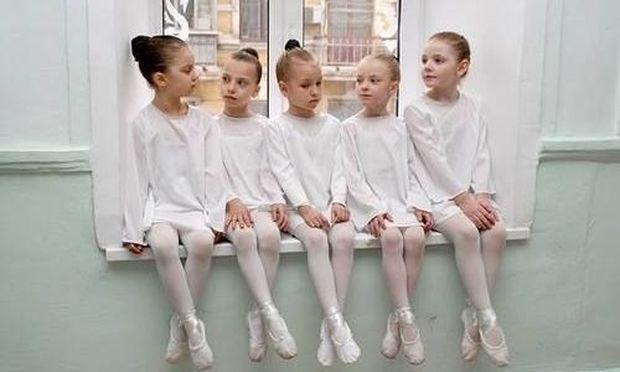 Athens Children's Ballet -Ακροάσεις για μικρές χορεύτριες και μικρούς χορευτές