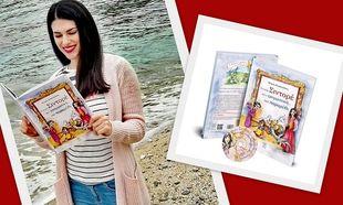 Η Μαρία Καριωτάκη μιλά στο Mothersblog, για το επιτυχημένο της βιβλίο: «Η κυρία Σιντορέ και η γραμματική σαν παραμύθι»