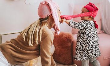 Μαμά και κόρη: Υπέροχες φωτογραφίες που αποτυπώνουν την τρελή τους σχέση (pics)