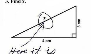 Επικές απαντήσεις παιδιών σε σχολικά τεστ!