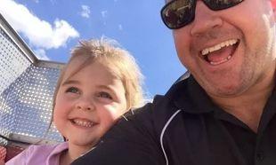 Η κόρη του είχε ένα μικρό «ατύχημα» στο σχολείο- Δείτε τι έκανε ο μπαμπάς της και συγκίνησε τους πάντες