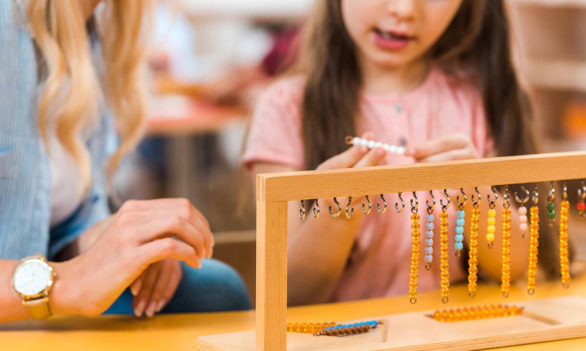 Σύστημα Μοντεσσόρι: Τι είναι και τι διδάσκει τα παιδιά