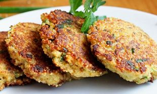 Μπιφτέκια κοτόπουλο με λαχανικά: Αφράτα και πεντανόστιμα!