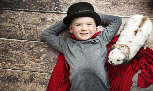 5 μαγικά που ακόμη και τα πιο μικρά παιδιά μπορούν να καταφέρουν (vid)